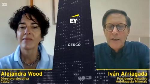 Foro organizado por EY y CESCO analiza cómo la minería debe convivir con el Covid-19