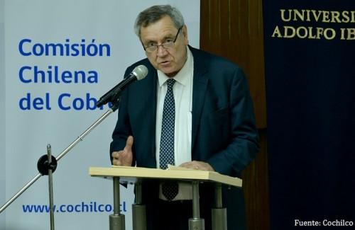 Vicepresidente ejecutivo de Cochilco expone principales hitos de la gestión 2019