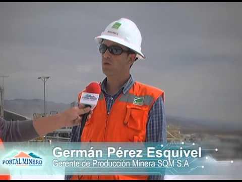 Entrevista de la Semana, Germán Pérez Esquivel