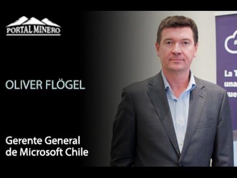 Entrevista de la Semana: Oliver Flögel, Gerente General de Microsoft Chile