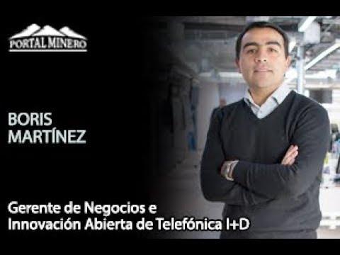 Entrevista de la Semana: Boris Martínez, Gerente de Negocios e Innovación Abierta de Telefónica I+D