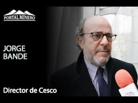 Jorge Bande, Director de Cesco