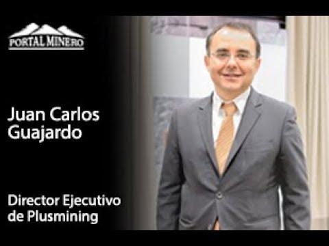 Juan Carlos Guajardo – Director Ejecutivo de Plusmining