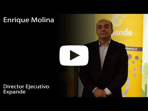 Enrique Molina – Director Ejecutivo de Expande