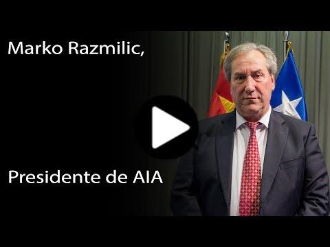 Marko Razmilic – Presidente de AIA