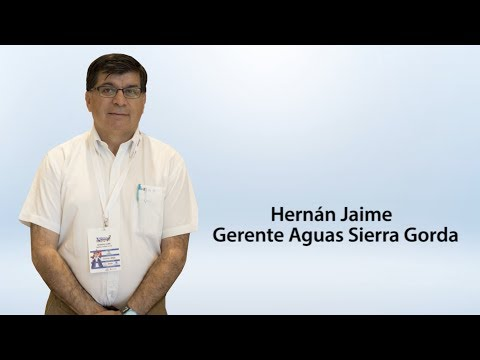 Hernan Jaime – Gerente Aguas Sierra Gorda